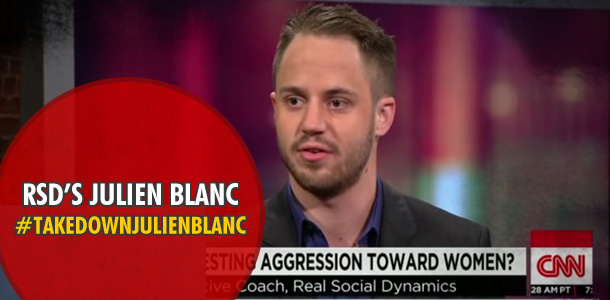 Take Down Julien Blanc?